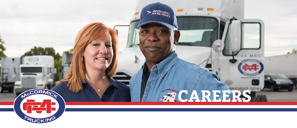 McCormick Trucking » Careers